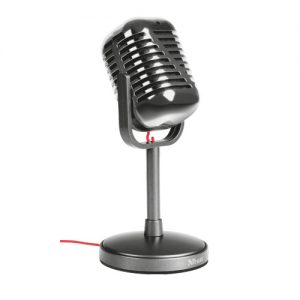 TRUST ELVII DESKTOP MICROPHONE FOR PC AND LAPTOP