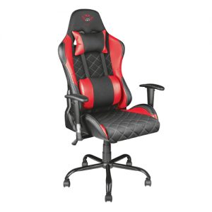 TRUST GXT 707R RESTO GAMING CHAIR-RED