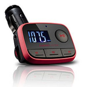 ENERGY MP3 CAR FM-T  F2 RACING RED