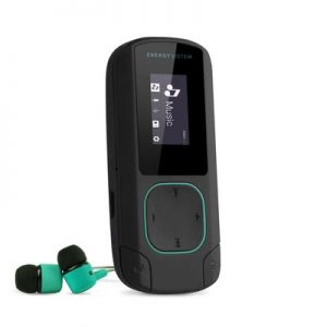ENERGY MP3 TOUCH BLUETOOTH MINT (8GB, CLIP, RADIO FM)