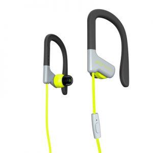 ENERGY EARPHONES SPORT 1 YELLOW MIC