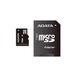 MEMORIA MICRO SD 16 GB CLASE 4