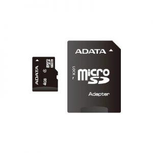 MEMORIA MICRO SD 4 GB CLASE 4