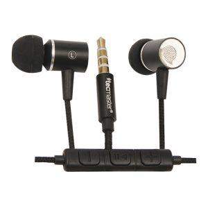 TECMASTER METALIC EARPHONE WITH MIC